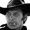 Film Homage Jack Palance Monte Walsh Set Old Tucson Arizona 1969 by David Lee Guss