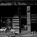 Film Homage King Vidor   Billy The Kid 1930 Wild Goats Ghost Town Billy The Kid Haunt White Oaks Nm  by David Lee Guss