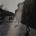 Film Homage Kirk Douglas Posse 1975 Kansas Street Old Tucson Arizona by David Lee Guss