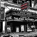 Film Homage Opera House Tucson Arizona Circa 1929-2012 by David Lee Guss