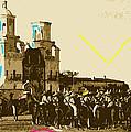 Film Homage Rouben Mamoulian  Ida Lupino  The Gay Desperado 1 1936 San Xavier Tucson by David Lee Guss