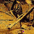 Film Homage Sergei Eisenstein Sutter's Gold 1930 Mining Sluice 1880's-2008 by David Lee Guss