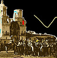 Film Homage The Gay Desperado Set San Xavier Mission Tucson Arizona 1936-2008 by David Lee Guss