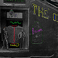 Film Homage The Quiet Man 1952 The Old Corner Saloon  Red Light District Tucson Arizona C.1880-2008  by David Lee Guss