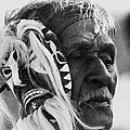 Film Homage The Yaqui 1916 Pascola Dancer New Pascua Arizona 1969-2008   by David Lee Guss