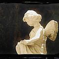 Film Noir Cinematographer Harry Wild Claire Trevor Johnny Angel 1945 Statue Arizona City Az 2005 by David Lee Guss