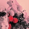 Film Noir Deanna Durbin Christmas Holiday 1944 Xmas Decorations Casa Grande Arizona 2005  by David Lee Guss