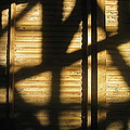 Film Noir Dick Powell Edward Dmytryk Cornered 1945 Building Interior Shadows Coolidge Arizona  2004 by David Lee Guss
