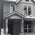 Film Noir Its A Wonderful Life 1947 Never Been Born Section Condemned House Minneapolis 1966 by David Lee Guss
