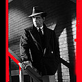 Film Noir John Huston Humphrey Bogart The Maltese Falcon 1941 Color Added 2012 by David Lee Guss