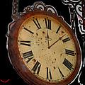 Film Noir Ray Milland Charles Laughton John Farrow The Big Clock 1948 Clock Casa Grande Arizona 2004 by David Lee Guss