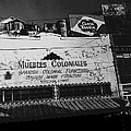 Film Noir Robert Mitchum Where Danger Lives 1950 1 Border Town Nogales Sonora Mexico by David Lee Guss