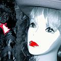 Film Noir Stanley Kubrick Frank Silvera Killer's Kiss 1955 Mannequin Casa Grande Arizona 2006  by David Lee Guss