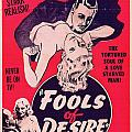Film Poster Fools Of Desire 1930s by R Muirhead Art
