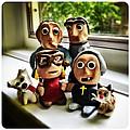 Fimo Family by Natasha Marco