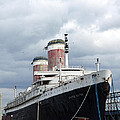 Final Destination - United States Liner by Christiane Schulze Art And Photography