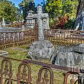 Stone Cross by Dale Powell