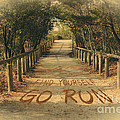 Find Yourself Go Run II by Beverly Claire Kaiya
