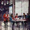 Fine Dining by Ryan Radke