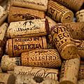 Fine Wine Corks by David Millenheft