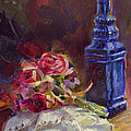 Finer Things Still Life By Karen Whitworth by Karen Whitworth