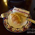 Finger Sandwiches For Traditional Afternoon Tea by Louise Heusinkveld