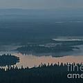 Finish Lakeland In The Mist by Heiko Koehrer-Wagner