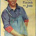 Finish The Job  by JQ Licensing