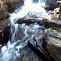 Finlay Park Waterfall by Lisa Wooten