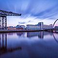 Finnieston Crane And Glasgow Arc by John Farnan