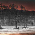 Fire And Ice by David Johnson
