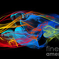 Fire And Ice Smoke  by Jt PhotoDesign