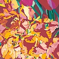 Fire Bouquet by Allan P Friedlander