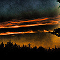 Fire Clouds by Agustin Uzarraga