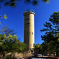 Fct7 Fire Control Tower #7 - Observation Tower by Bill Swartwout Photography