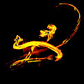 Fire Dancer 3 by Jim Thompson