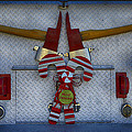 Fire Department Christmas 3 by Tommy Anderson