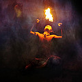 Fire Eater by Ian Gledhill