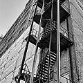 Fire Escape by Kyle Howard