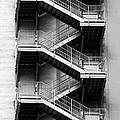 Fire Escapes by James Brunker