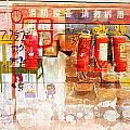 Fire Extinguisher by Jean Schweitzer