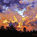 Fire In The Sky by Craig Burgwardt