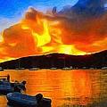 Fire In The Sky by Jennifer Simpson