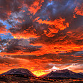 Fire In The Sky by Scott Mahon