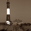 Fire Island Lighthouse by Skip Willits