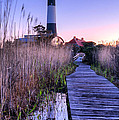 Fire Island Reflections by JC Findley