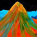 Fire Mountain 2 by Jim  Furlong
