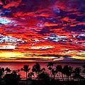 Fire Sky by Julianne Baltrus