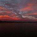 Fire Sky by Steve Wile