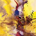 Fire Smoke And Brimstone II by Ruth Palmer